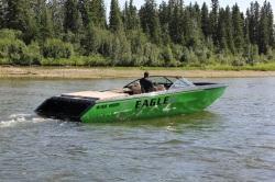 2020 - Eagle Performance Boats - Sabre E7 WB River Edition