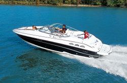 2009 - Ebbtide Boats - 2440 Z-Trak SS Bow Rider