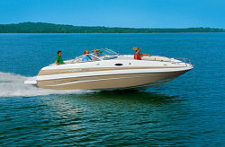 2009 - Ebbtide Boats - 2500 SS DC FC