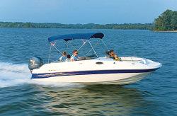 2009 - Ebbtide Boats - 2100 SS FC OB