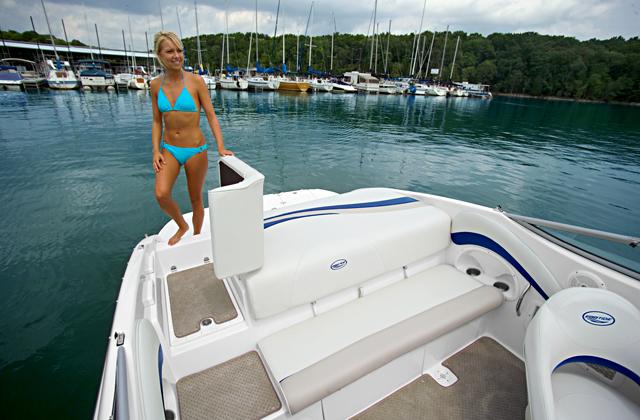 Research 2010 Ebbtide Boats 224 Se Cuddy On Iboats Com