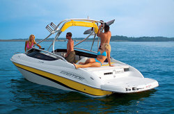 2010 - Ebbtide Boats - 214 SE Bow Rider