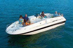 2010 - Ebbtide Boats - 2400 SS FC OB