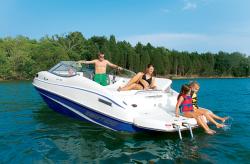 2011- Ebbtide Boats - 224 SE Cuddy
