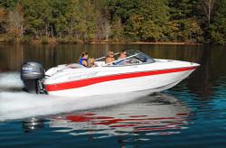 2011 - Ebbtide Boats - 188 SE Bow Rider OB