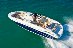2011 - Ebbtide Boats - 2460 Z-Trak SS SC FC