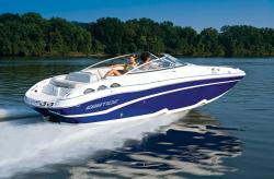 2011 - Ebbtide Boats - 2460 Z-Trak SS DC FC