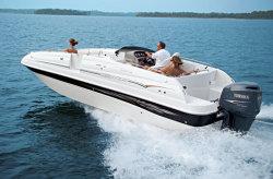 2011 - Ebbtide Boats - 2400 SS FC OB