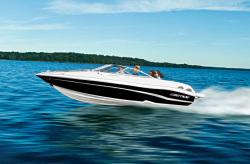 2012 - Ebbtide Boats - 2300 SS Z-TRAK Bow Rider