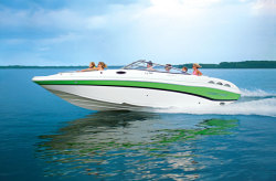 2012 - Ebbtide Boats - 2660 Z-Trak SS DC FC