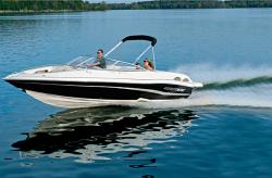 2013 - Ebbtide Boats - 2300 SS Z-TRAK Bow Rider