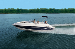 2014 - Ebbtide Boats - 2440 Z-Trak SS Bow Rider