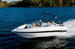 2014 - Ebbtide Boats - 215 SE Bow Rider