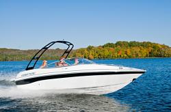 2016 - Ebbtide Boats - 215 SE Bow Rider