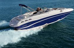 2018 - Ebbtide Boats - 2460 Z-Trak SS DC FC