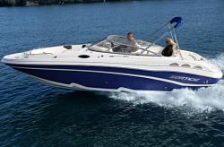 2020 - Ebbtide Boats - 2460 Z-Trak SS DC FC