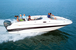 2020 - Ebbtide Boats - 2400 SS FC OB