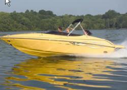 Ebbtide Boats 2100 Extreme Bow Rider Bowrider Boat