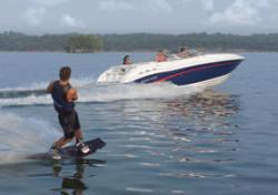Ebbtide Boats 2640 SS Z-TRAK Bowrider Boat