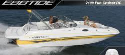 Ebbtide Boats 2100 Fun Cruiser DC Deck Boat