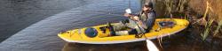 2013 - Elie Kayaks - Gulf 120 XE Angler