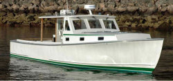2013 - Ellis Boats - Yankee 36 Express Cruiser