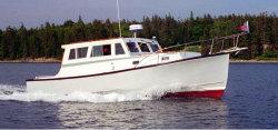 2012 - Ellis Boats - Ellis 32 Extended Top Cruiser