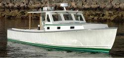 2012 - Ellis Boats - Yankee 36 Express Cruiser