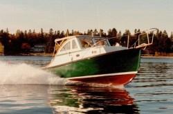 2019 - Ellis Boats - Ellis 24 Express Cruiser