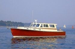 2019 - Ellis Boats - Ellis 36 Extended Top Cruiser