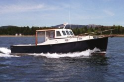 2019 - Ellis Boats - Ellis 32 Lobster Yacht
