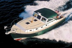 2019 - Ellis Boats - Ellis 36 Express Cruiser Extended Cabin