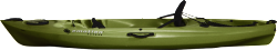 2016 - Emotion Kayaks - Stealth 10 Angler
