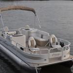 2013 - Encore Bentley Boats - 204 4-Point