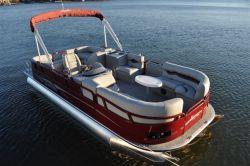 2013 - Encore Bentley Boats - 253 Elite Lounger
