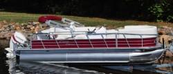 2014 - Encore Bentley Boats - 220 Elite