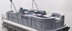 2014 - Encore Bentley Boats - 223 Elite Lounger