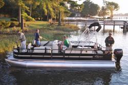 2014 - Encore Bentley Boats - 243 4-Point
