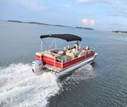 2014 - Encore Bentley Boats - 243 Fish