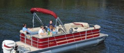 2014 - Encore Bentley Boats - 253 Party Cruise