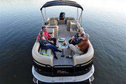 2014 - Encore Bentley Boats - 253 Elite Lounger