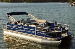 2018 - Encore Bentley Boats - 204 4-Point