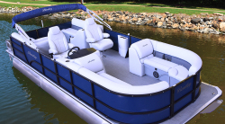 2020 - Encore Boat Builders - 220 Bentley Rear Lounger