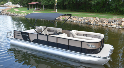 2020 - Encore Boat Builders - 250 Elite Swingback Dual Captain