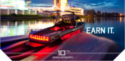 2015 - Epic Boats - 23V Anniversary Edition