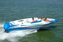2017 - Essex Performance Boats - 22 Vortex
