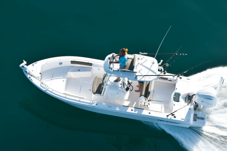 Research 2015 Everglades Boats 243cc On Iboats Com