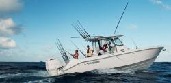 2014 - Everglades Boats - 325 Pilot