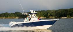 2017 - Everglades Boats - 255CC