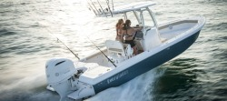 2017 - Everglades Boats - 243SS